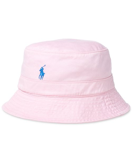 Polo Ralph Lauren Men S Chino Bucket Hat Hats Gloves Scarves 621f39350220