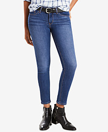 Levi's 711 Cool Max Skinny Ankle