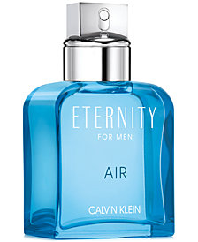 Calvin Klein Men's Eternity Air For Men Fragrance Collection