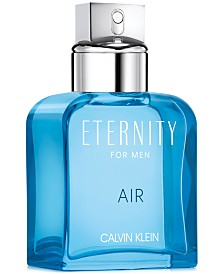 Calvin Klein Men's Eternity Air For Men Eau de Toilette Spray, 3.4-oz.