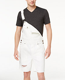 American Rag Men's Nieve Shortalls, Created for Macy's