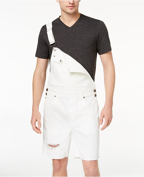 buy best skate shoes a few days away American Rag Men's Nieve Shortalls, Created for Macy's ...