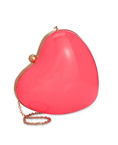 Betsey Johnson Hearts Don't Lie Mini Crossbody