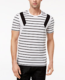 I.N.C. Men's Striped T-Shirt, Created for Macy's
