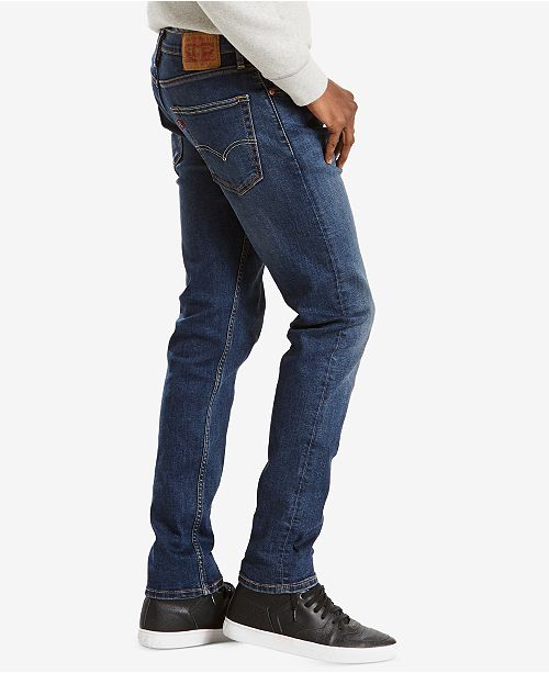 18b1bd1107b Levi's 502™ Taper Jeans & Reviews - Jeans - Men - Macy's