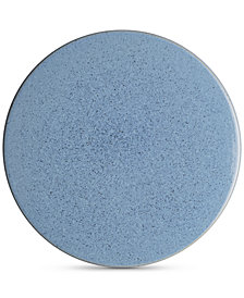 Denby Studio Blue Flint Cheese Platter