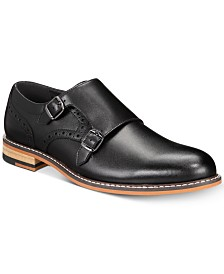Bar III Men's Jesse Monk-Strap Oxfords, Created for Macy's