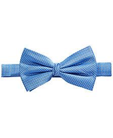 Lauren Ralph Lauren Dot-Print Silk Bow Tie, Big Boys