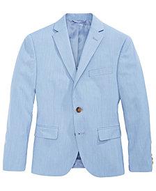 Lauren Ralph Lauren Striped Suit Jacket, Big Boys