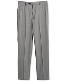 Lauren Ralph Lauren Ticked Suit Pants, Big Boys