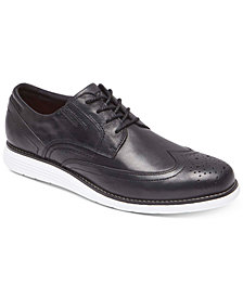 Rockport Men's Total Motion Sport Dress Perforated Wingtip Oxfords