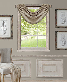 Elrene All Seasons Blackout Waterfall 52'' x 36'' Valance