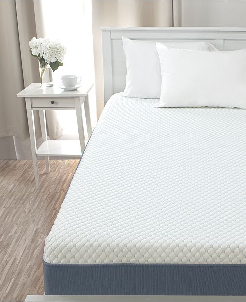 "Martha Stewart Collection 12"" Memory Foam Mattress, Quick ..."
