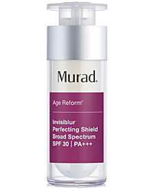 Murad Age Reform Invisiblur Perfecting Shield Broad Spectrum SPF 30 | PA+++, 1-oz.