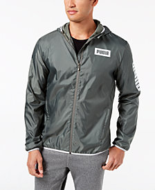Puma Men's Rebel Windbreaker
