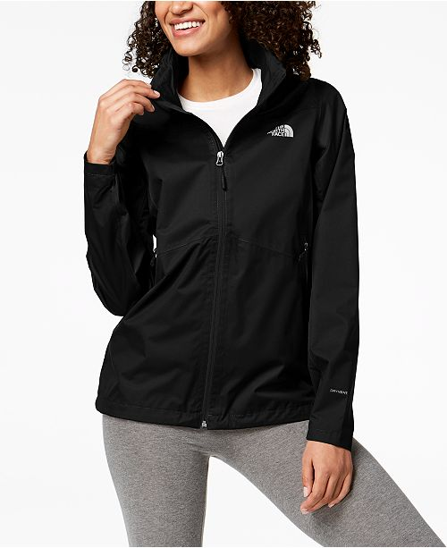 The North Face Resolve Windproof Jacket - Jackets   Blazers - Women ... 3193f38157f3
