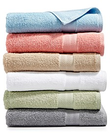 Soft Spun Cotton Bath Towel Collection