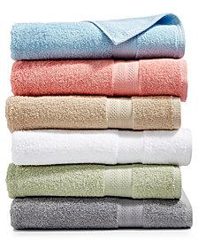 Sunham Soft Spun Cotton Bath Towel Collection