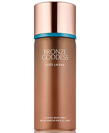 Estée Lauder Bronze Goddess Cooling Body Spray, 5-oz.