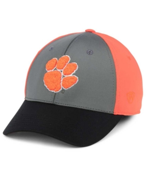 sports shoes 6b960 a90ce Top of the World Clemson Tigers Division Stretch Cap