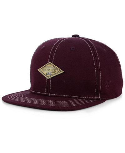 Top of the World Arizona State Sun Devils Diamonds Snapback Cap