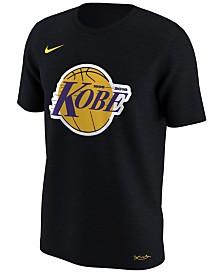 Nike Men's Los Angeles Lakers Kobe Lakers Logo T-Shirt