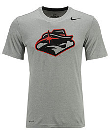 Nike Men's UNLV Runnin' Rebels Dri-Fit Legend 2.0 Logo T-Shirt