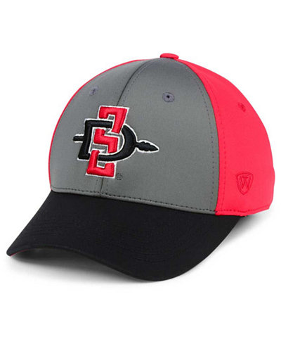 Top of the World San Diego State Aztecs Division Stretch Cap