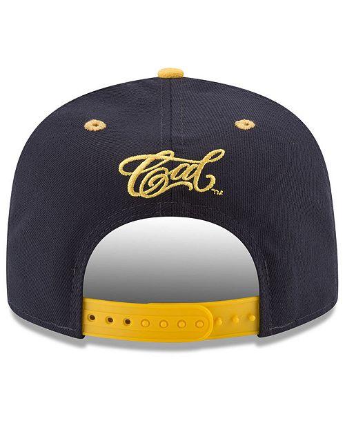 wholesale dealer 8d049 26ee6 ... discount code for new era. california golden bears mister cartoon 9fifty  snapback cap. be
