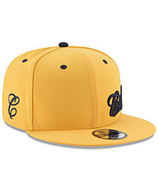 New Era California Golden Bears Mister Cartoon 9FIFTY Snapback Cap
