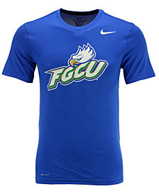 Nike Men's Florida Gulf Coast Eagles Dri-Fit Legend 2.0 Logo T-Shirt