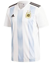 db080c1e adidas Argentina National Team Home Stadium Jersey, Big Boys (8-20)