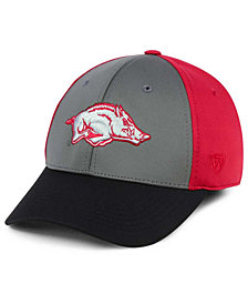 Top of the World Arkansas Razorbacks Division Stretch Cap