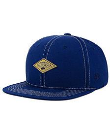 Top of the World California Golden Bears Diamonds Snapback Cap