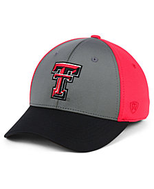 Top of the World Texas Tech Red Raiders Division Stretch Cap