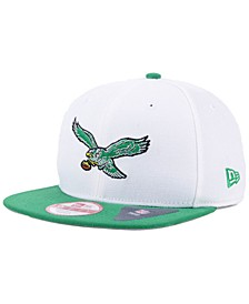 Philadelphia Eagles Basic 9FIFTY Snapback Cap