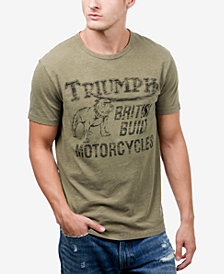 Lucky Brand Men's Triumph Graphic-Print T-Shirt