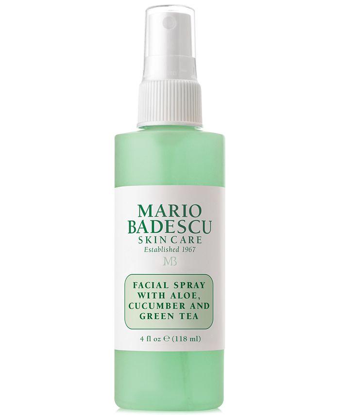 Mario Badescu - Facial Spray With Aloe, Cucumber & Green Tea, 4-oz.