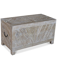 Bengal Storage Cocktail Table, Quick Ship