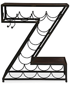 Z Wine Rack, Quick Ship