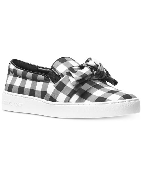 fcdac5dd0f17 Michael Kors Willa Slip-On Sneakers   Reviews - Sneakers - Shoes ...