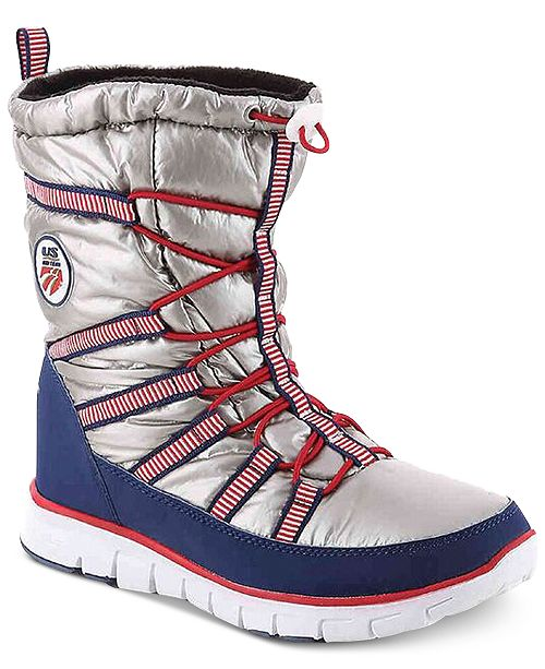 Khombu Alta Cold-Weather Ski Boots