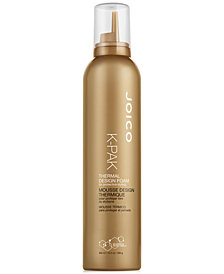 Joico K-PAK Thermal Design Foam, 10.2-oz., from PUREBEAUTY Salon & Spa