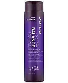 Color Balance Purple Conditioner, 10.1-oz., from PUREBEAUTY Salon & Spa