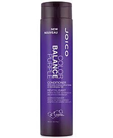 Joico Color Balance Purple Conditioner, 10.1-oz., from PUREBEAUTY Salon & Spa