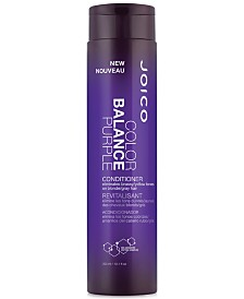 Joico Color Balance Purple Conditioner, 10.1-oz., from PUREBEAUTY Salon & Spa