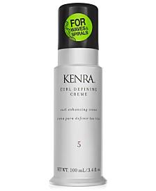 Kenra Professional Curl Defining Cream 5, 3.4-oz., from PUREBEAUTY Salon & Spa