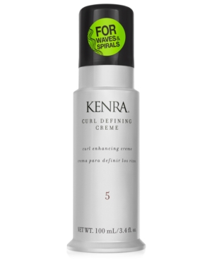 Kenra Professional Curl Defining Cream 5, 3.4-oz, from Purebeauty Salon & Spa
