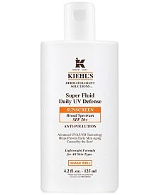 Kiehl's Since 1851 Dermatologist Solutions Super Fluid Daily UV Defense, 4.2 fl. oz.
