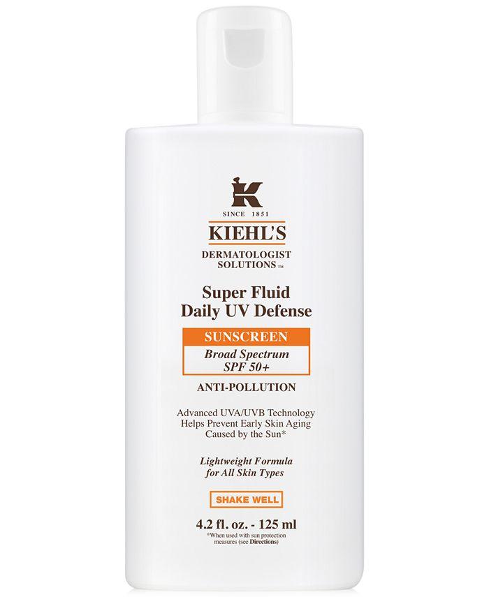 Kiehl's Since 1851 - Dermatologist Solutions Super Fluid Daily UV Defense, 4.2 fl. oz.